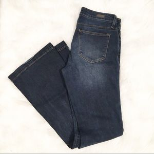 Kut from the Kloth Bootcut darkwash jeans 6